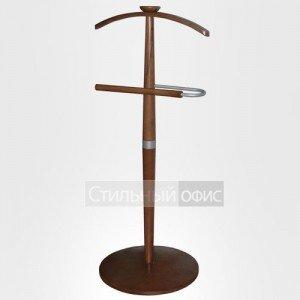 Вешалка костюмная напольная деревянная