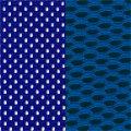 Темно–синяя сетка
