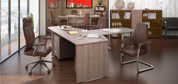 Готовая офисная мебель от one meb.ru